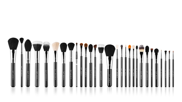 SIGMA - COMPLETE KIT 29 BRUSH SET CHROME - comprar online