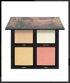 HUDA BEAUTY - 3D HIGHLIGHTER PALETTE PINK SANDS EDITION