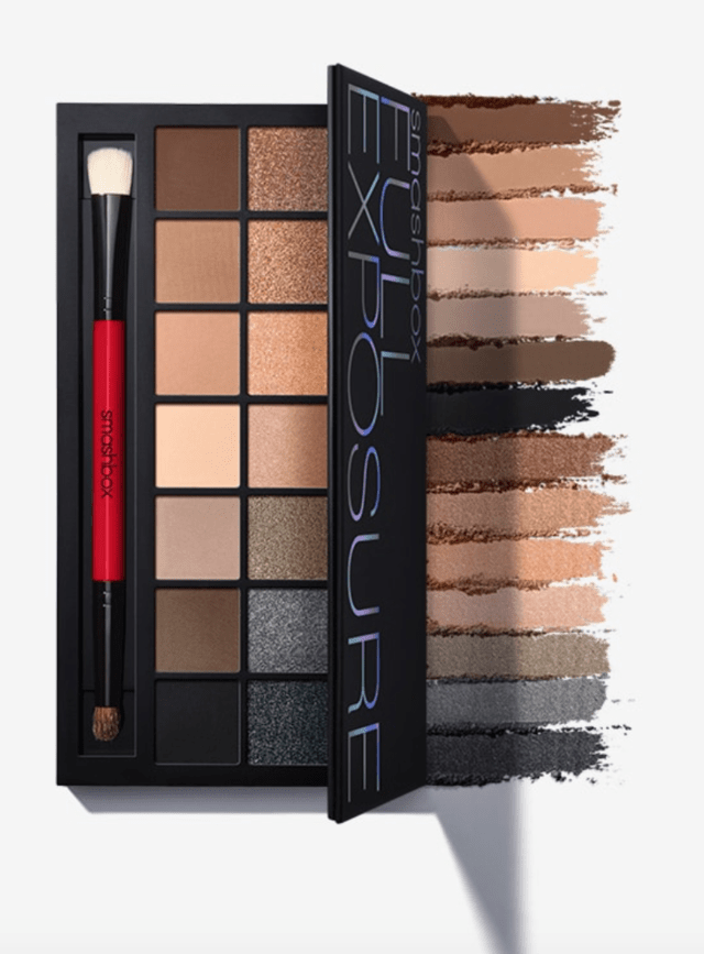 SMASHBOX - FULL EXPOSURE EYESHADOW PALETTE - comprar online