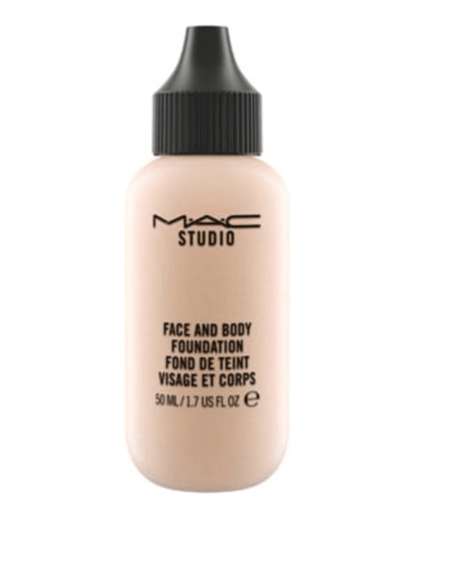 MAC FACE & BODY FOUNDATION  50 ML en internet
