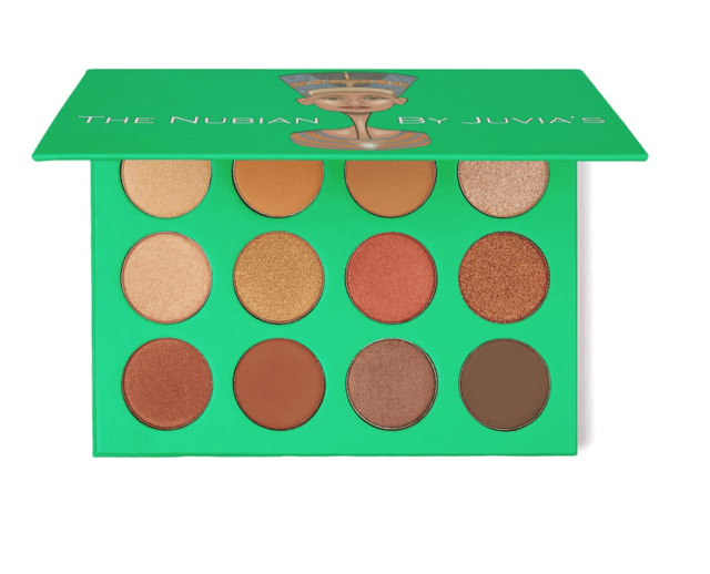 Juvia's place - The Nubian eyeshadow palette