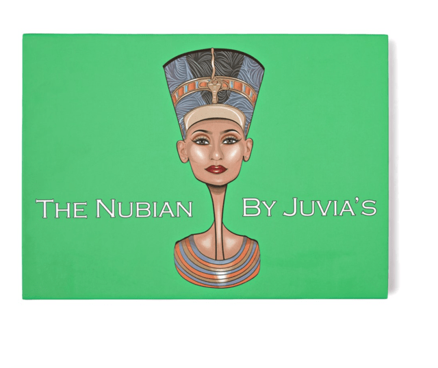 Juvia's place - The Nubian eyeshadow palette en internet