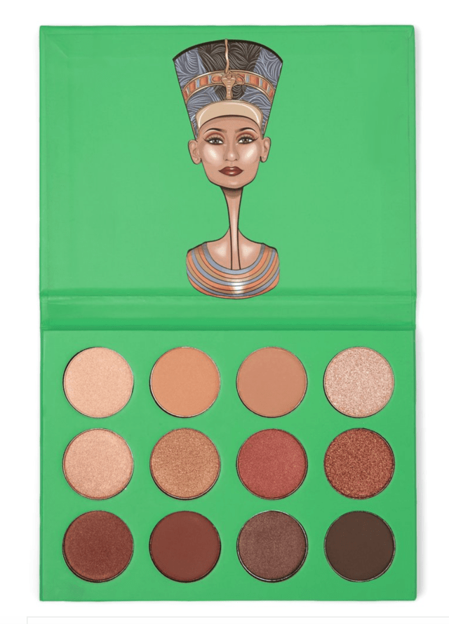 Juvia's place - The Nubian eyeshadow palette - Vanity Shop