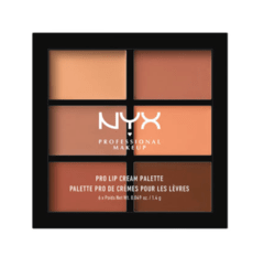 NYX COSMETICS - PRO LIP CREAM PALETTE - Vanity Shop