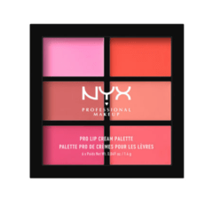 NYX COSMETICS - PRO LIP CREAM PALETTE en internet
