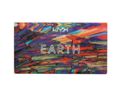 NYX - IN YOUR ELEMENT SHADOW PALETTE - EARTH en internet