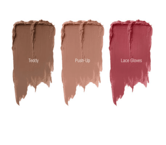 NYX - LIP LINGERIE TRIO SET en internet