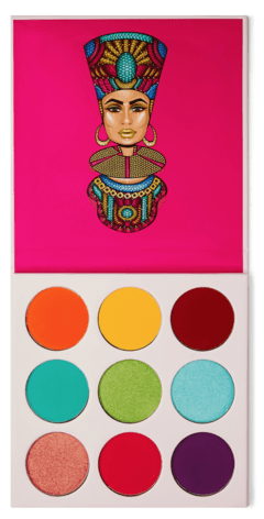 JUVIA'S PLACE - THE ZULU EYESHADOW PALETTE - comprar online