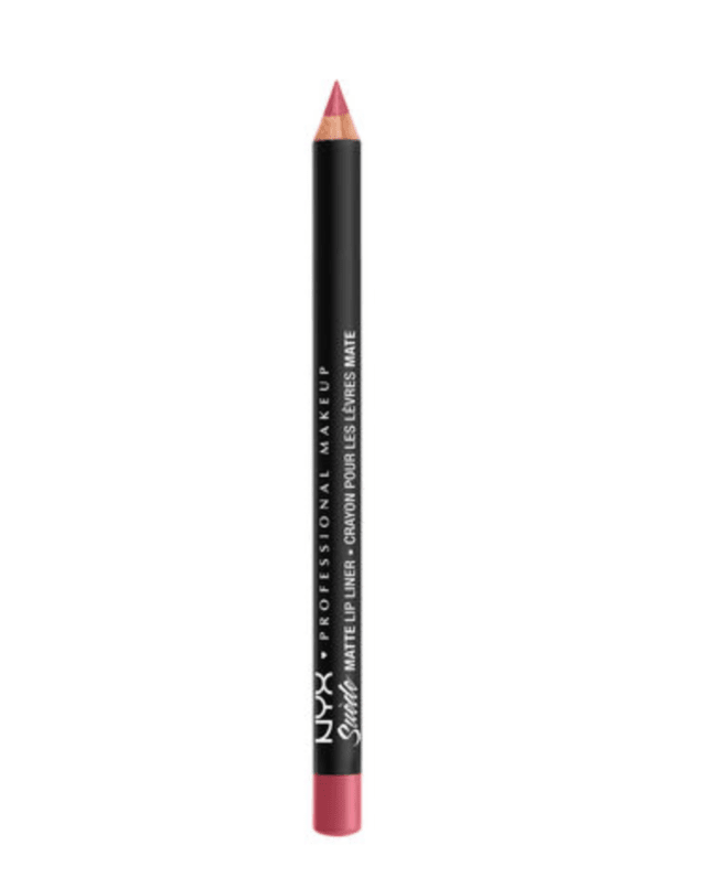 NYX SUEDE - MATTE LIP LINER PENCIL - Vanity Shop