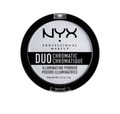 NYX - DUO CHROMATIC ILLUMINATING POWDER - TWILIGHT TINT - comprar online