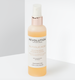 REVOLUTION SKINCARE - GLYCOLIC AND ALOE ESSENCE SPRAY X 100 ml