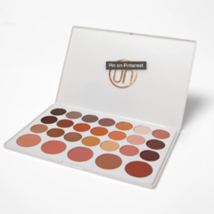 Imagen de BH COSMETICS - Nouveau Neutrals 26 Color Shadow & Blush Palette
