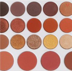 BH COSMETICS - Nouveau Neutrals 26 Color Shadow & Blush Palette - comprar online