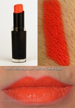 WET N WILD MEGALAST LIP COLOR - LABIALES - Vanity Shop