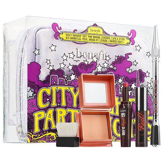 BENEFIT COSMETICS - City Lights, Party Nights Set
