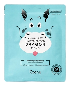 COONY Animal Art DRAGON MASK - Calmante