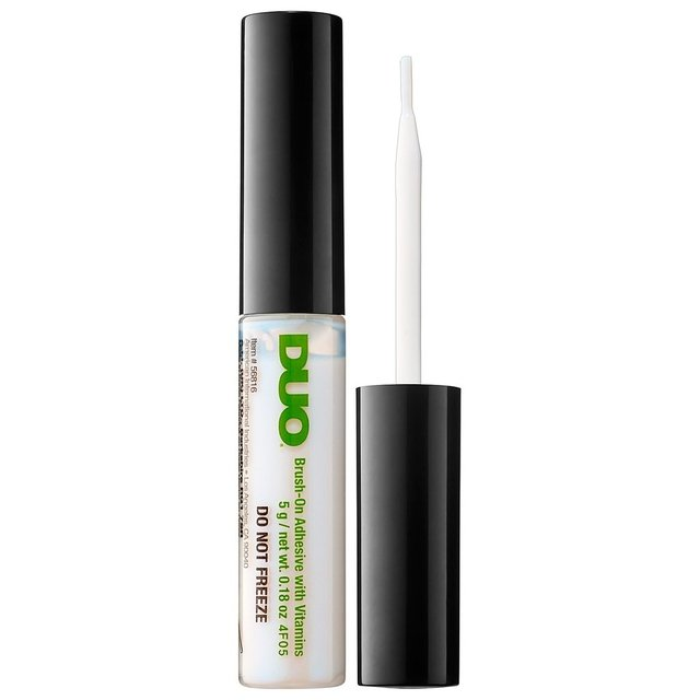 DUO BRUSH ON ADHESIVE - APTO OJOS SENSIBLES. PEGAMENTO SIN LATEX