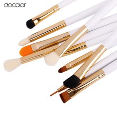 DOCOLOR 10 Pieces Eye Makeup Brush Set -ojos . - Vanity Shop