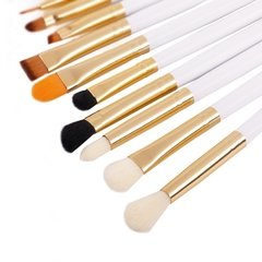 DOCOLOR 10 Pieces Eye Makeup Brush Set -ojos . - comprar online