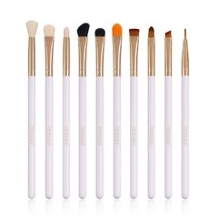 DOCOLOR 10 Pieces Eye Makeup Brush Set - DB1004