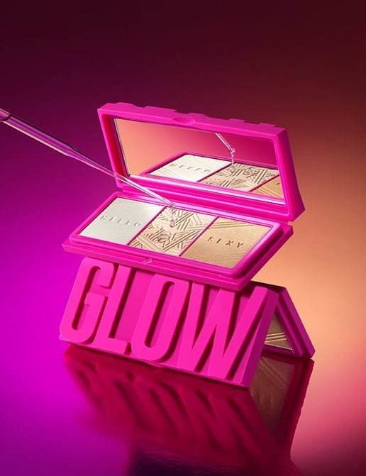 GLAMGLOW - GLOWPOWDER™ Hyaluronic Acid Infused Glow Palette