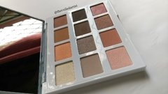 BH COSMETICS - Marble Collection - Warm Stone - 12 Color Eyeshadow Palette - tienda online