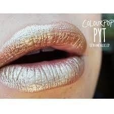 COLOURPOP - ULTRA METALLIC LIP PYT - comprar online