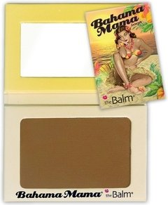 THE BALM - BAHAMA MAMA - Bronzer, Shadow & Contour Powder - comprar online