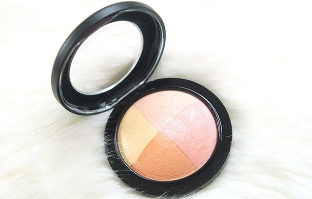 MAC MINERALIZE SKINFINISH FAINTLY FABULOUS HIGHLIGHTER - comprar online