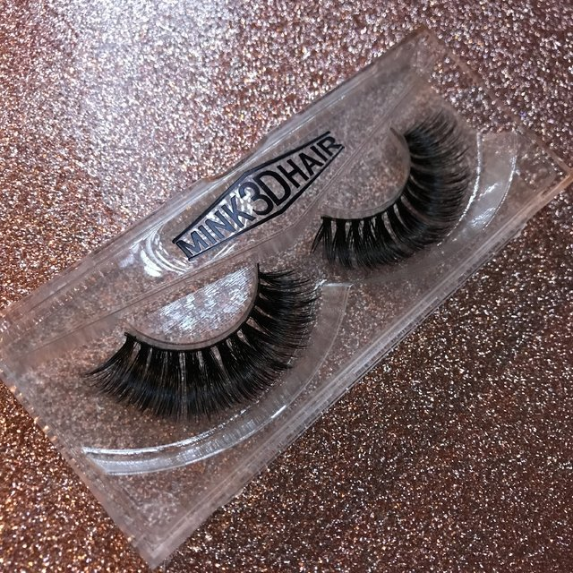 FALSE LASHES MINK 3D HAIR - PESTAÑAS POSTIZAS DE TIRA - Vanity Shop