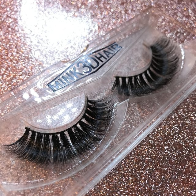 FALSE LASHES MINK 3D HAIR - PESTAÑAS POSTIZAS DE TIRA - comprar online