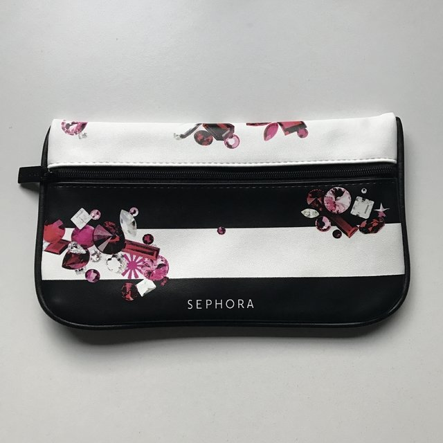 SEPHORA MAKEUP BAG - NECESER BAG