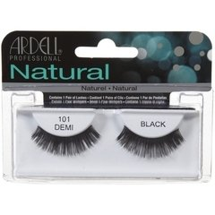 Ardell - Natural Lashes 101 Demi Black - pestañas postizas