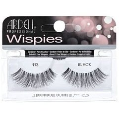 Ardell - Wispies lashes 113 Black - pestañas postizas