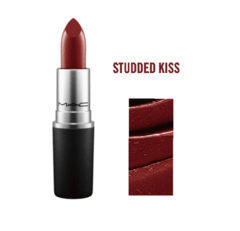 MAC COSMETICS - MATTE LIPSTICK STUDDED KISS