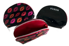 BUXOM - COSMETIC MAKEUP BAG LIMITED EDITION