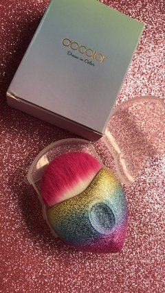 DOCOLOR - New Heart-shaped Foundation Brush Fantasy
