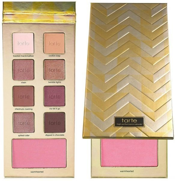 TARTE - GOLDEN DAYDREAMS EYE & CHEEK PALETTE en internet