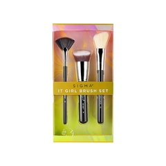 SIGMA - IT GIRL BRUSH SET - F42 F89 F40