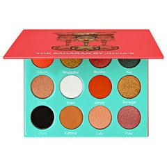 Juvia's Place - The Saharan Palette