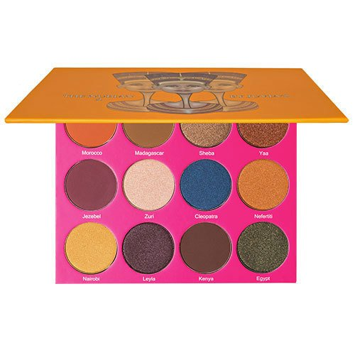 Juvia's Place - The Nubian 2 Eyeshadow Palette