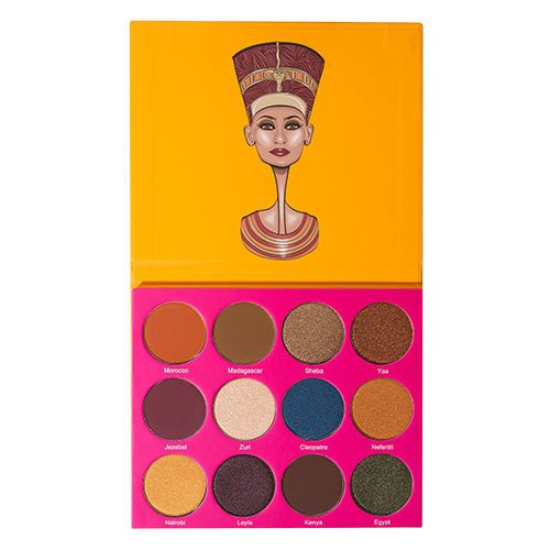 Juvia's Place - The Nubian 2 Eyeshadow Palette - comprar online