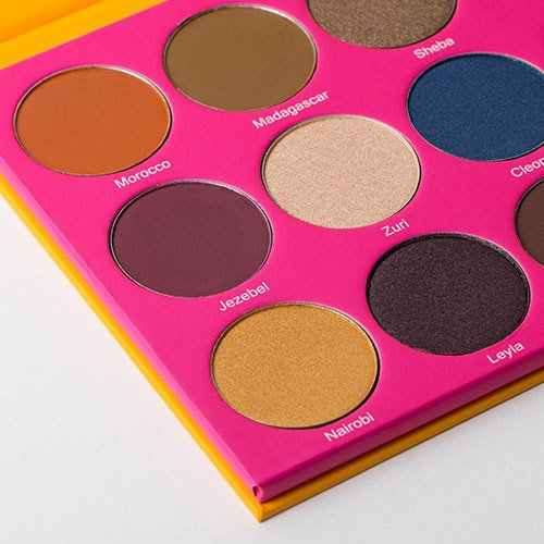 Juvia's Place - The Nubian 2 Eyeshadow Palette - Vanity Shop