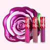 LIME CRIME - fuchsia velve-tin lipstick set .