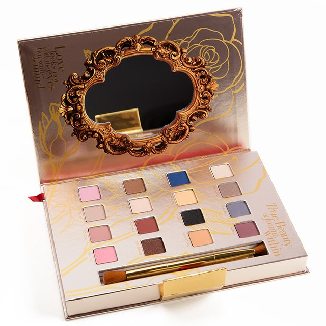 LORAC - Beauty and the Beast PRO Eyeshadow Palette - Vanity Shop