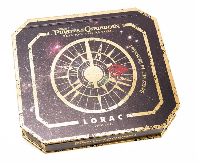Imagen de LORAC - PIRATES OF THE CARIBBEAN EYESHADOW PALETTE