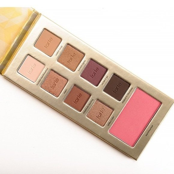 TARTE - GOLDEN DAYDREAMS EYE & CHEEK PALETTE