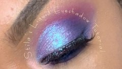 STILA -  MAGNIFICENT  METALS GLITTER & GLOW LIQUID EYE SHADOW SEA SIREN - comprar online