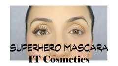 IT COSMETICS - SUPERHERO MASCARA en internet
