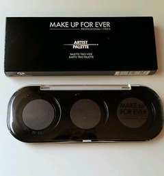 MAKE UP FOR EVER - ARTIST PALETTE EMPTY TRIO PALETA IMANTADA